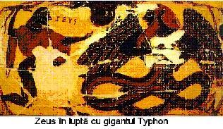 Zeus vs. Typhon