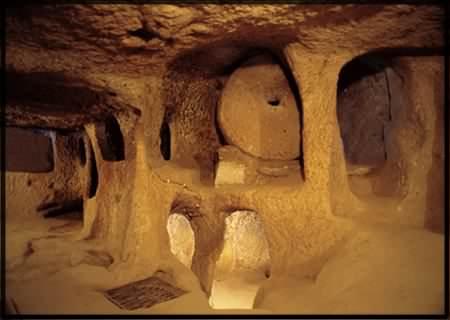 Kaymakli Underground City[1]